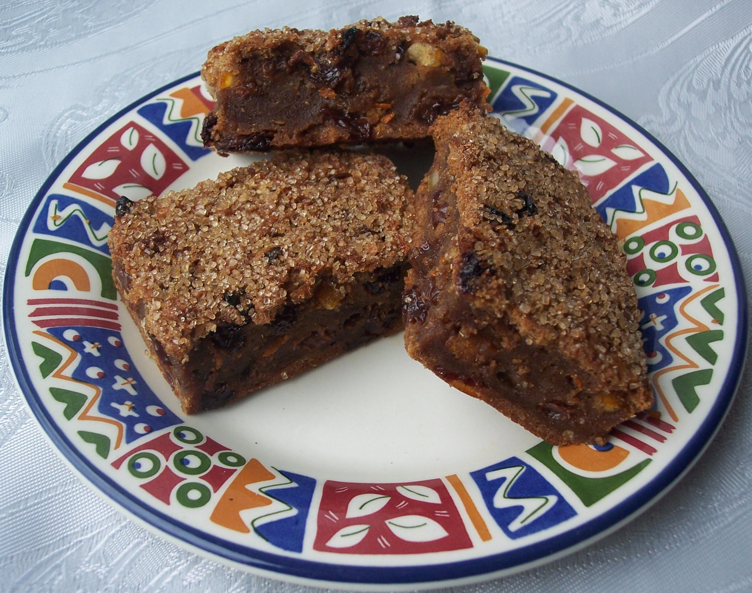 Old fashioned bread pudding meanderings through my cookbook forumfinder Image collections