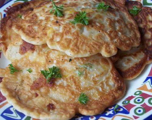 100_4136 Sweetcorn Pancake Fritters