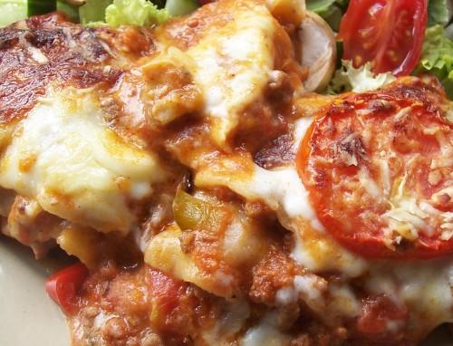 100_4176 Lasagne al forno