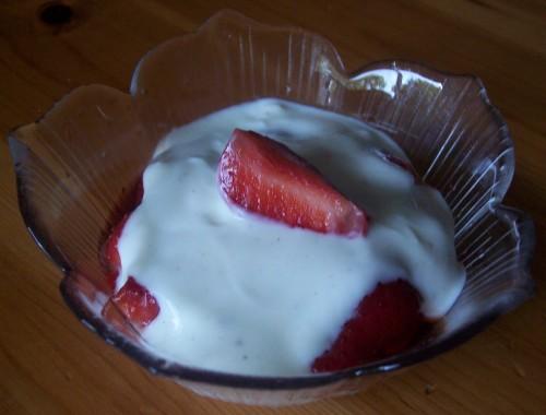 100_4296 Strawberry Shrikhand