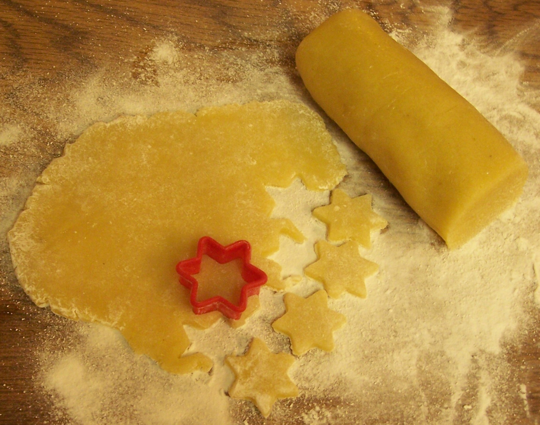Basic Recipe: Marzipan (Almond Paste) | Meanderings through my ...
