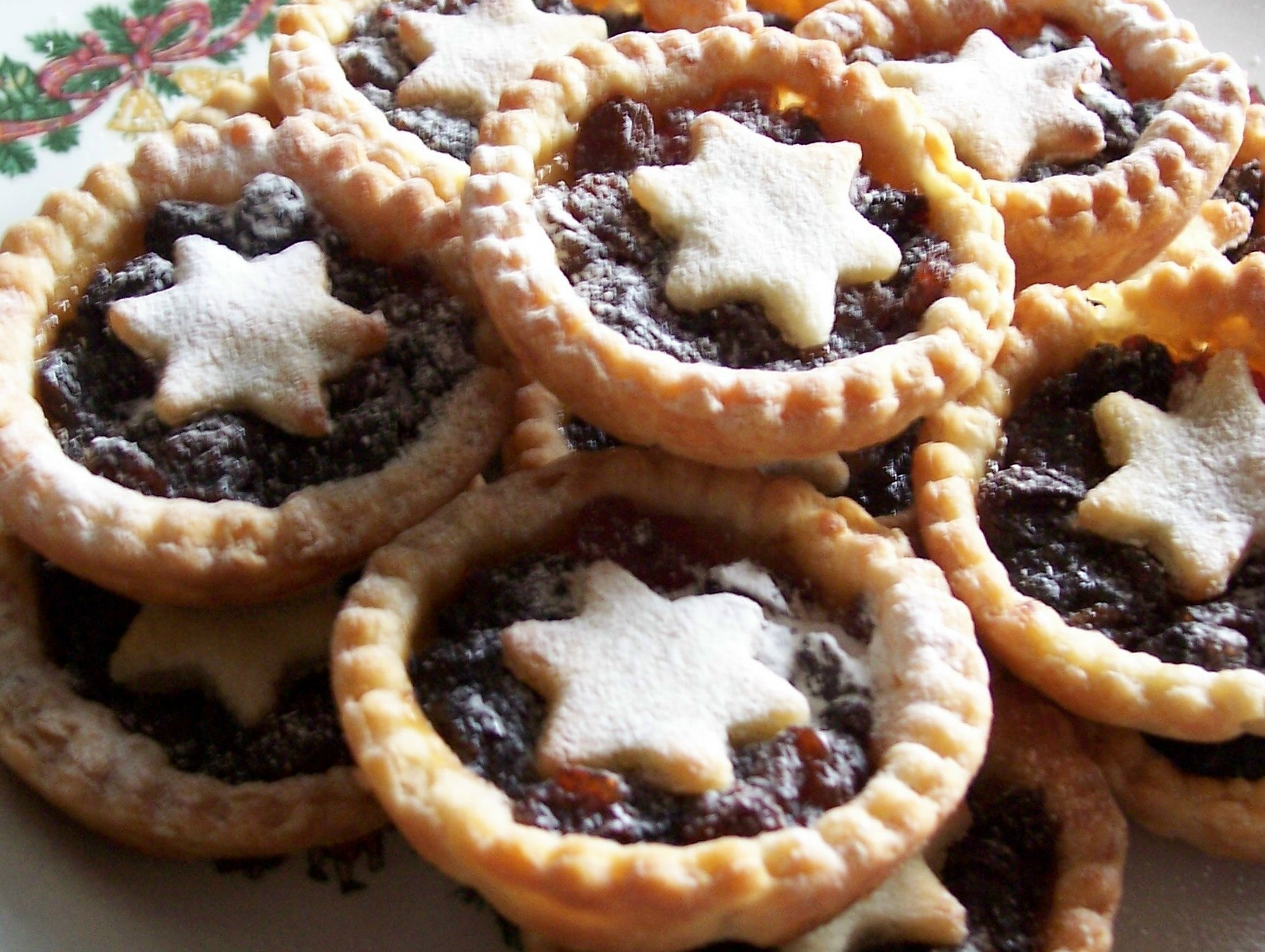 Last minute mincemeat mince pies meanderings through for English mincemeat recipe