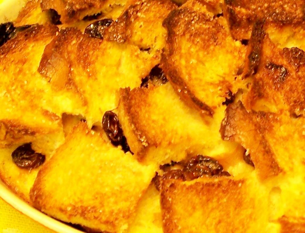 Paddington Pudding (Marmalade Bread & Butter Pudding ...