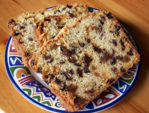 Ginger Spice Cake With Dried Cherries Recipes — Dishmaps