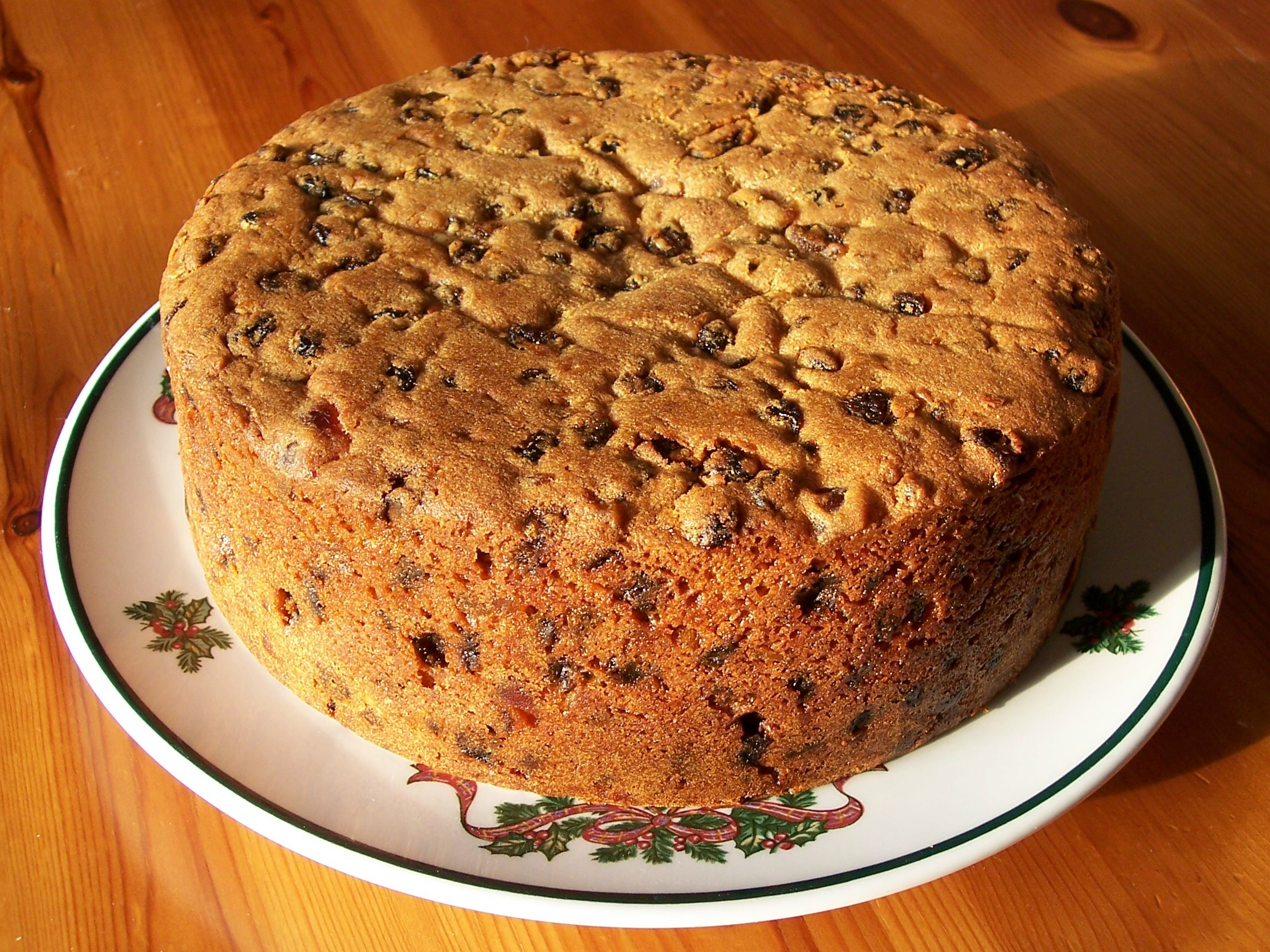 Basic Recipe Special Occasion Rich Fruit Cake Meanderings Through