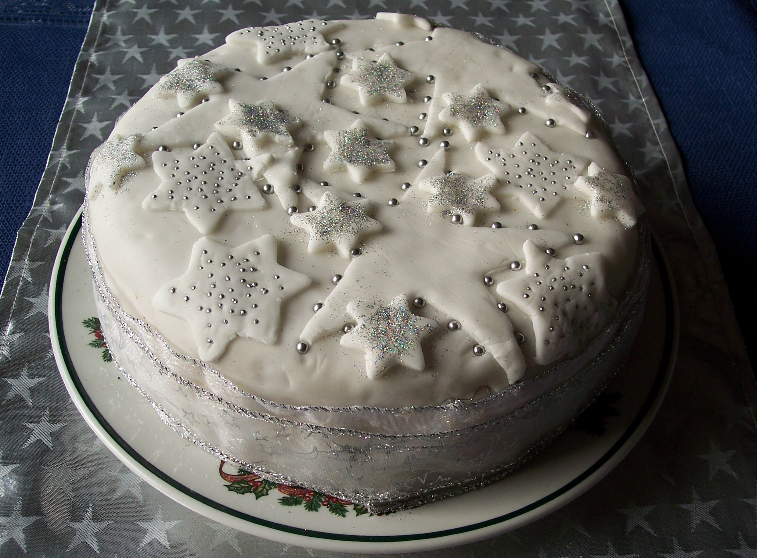 Basic Recipe: Special Occasion Rich Fruit Cake ...