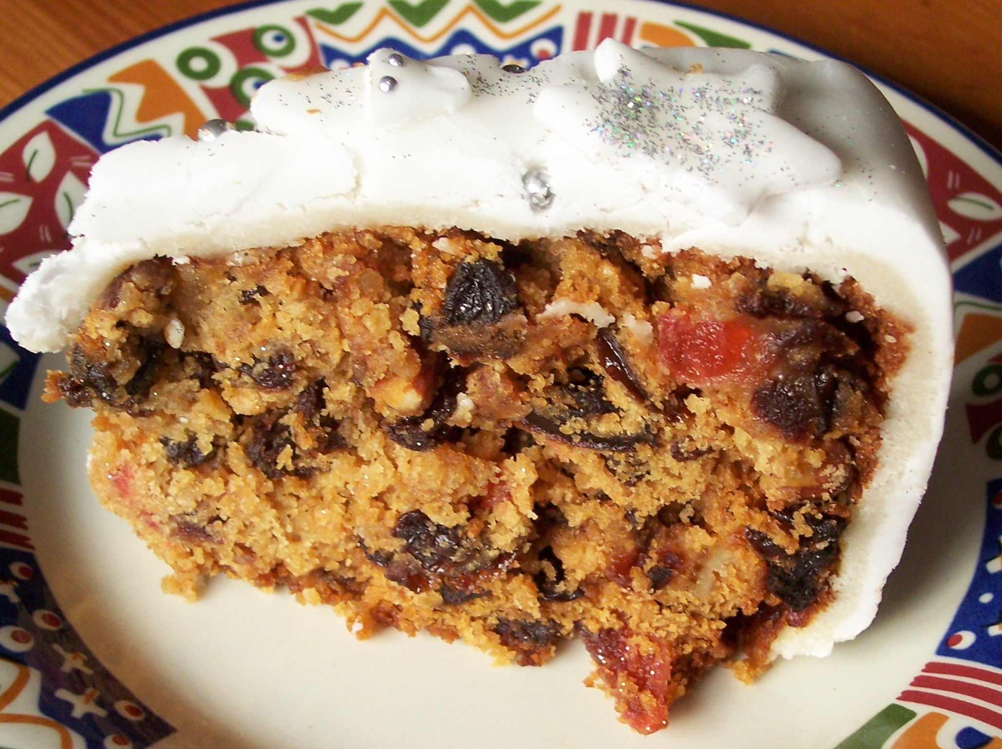 Tropical Christmas Cake Recipe